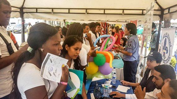 Mujeres: las principales invitadas a la Feria de Servicios Sociales e Institucionales de Cali