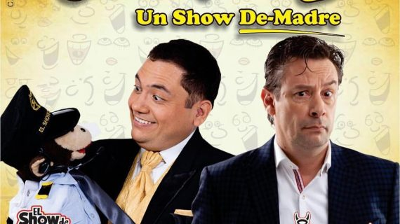 """El Mono Sánchez y Tato en un """"Show de Madres"""""""