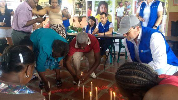 109 víctimas del conflicto en Buenaventura recibieron hoy su carta de indemnización