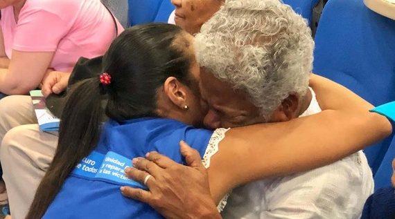 Doña Rosa, una adulta mayor y víctima del conflicto armado interno que invita al perdón