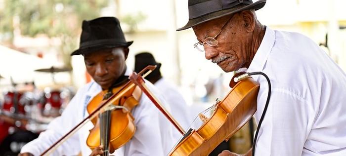 El violín caucano: el instrumento que los esclavos aprendieron a tocar a oído