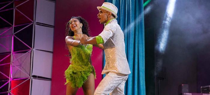 Incolballet inicia clases de salsa para 400 directores de escuelas, coreógrafos, bailarines y bailadores caleños
