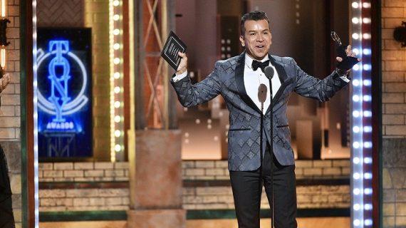 El caleño Sergio Trujillo ganó el Premio Tony 2019 a mejor coreografía