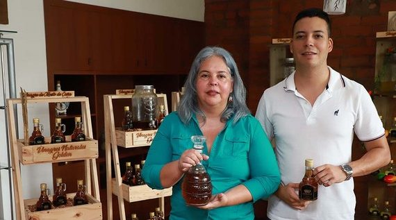 Vinagres Golden, una empresa con visión exportadora