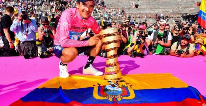 Un ecuatoriano le ganó a los favoritos