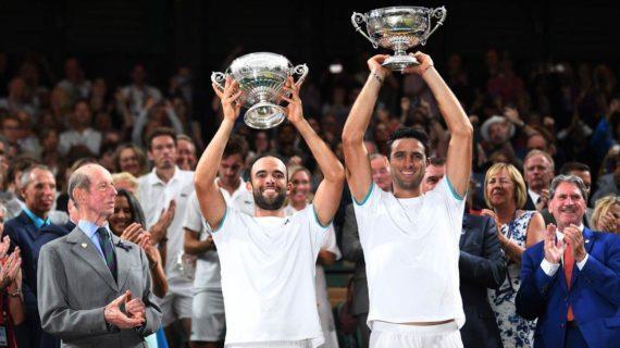 Cali es mundial con el título de Cabal y Farah en Wimbledon