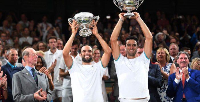 Cali fue mundial con el título de Cabal y Farah en Wimbledon