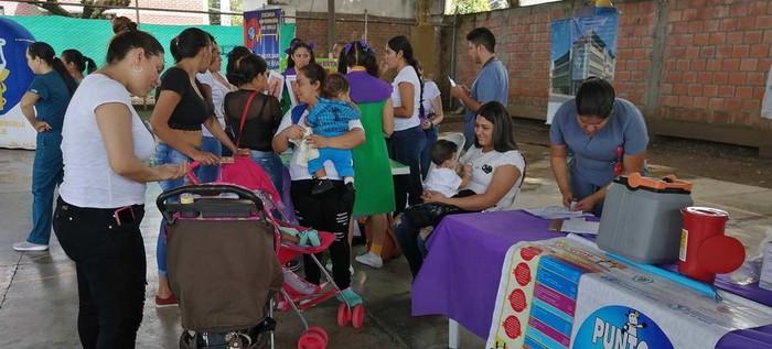 El sarampión: enfermedad sin fronteras, totalmente prevenible
