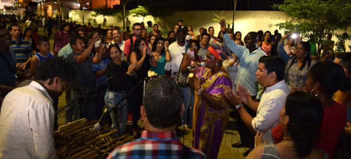 Artistas en el Bulevar engalana el Día de Independencia