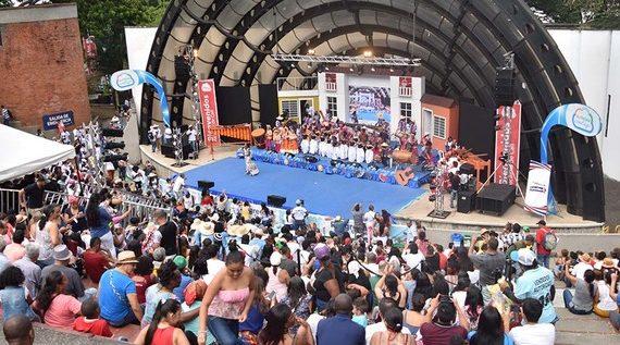 Fiesta de la Independencia con concierto en Los Cristales.
