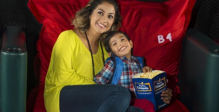 Cinépolis abre sala de cine para niños en El Limonar