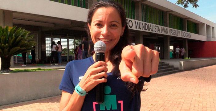 Fisioterapeuta de la END competirá en Mundial del IronMan 2019