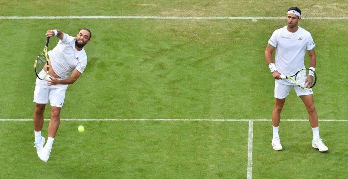 Cabal y Farah por primera vez en cuartos de final en Wimbledon