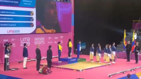 32 medallas llevaron el sello 'Valle Oro Puro' para Colombia en los Juegos Panamericanos de Lima 2019