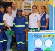 A bailar y a aprender a reciclar en el Petronio Álvarez
