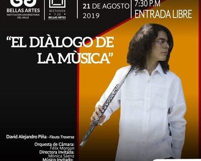 El clasicismo europeo, la música andino colombiana, el Jazz y las tendencias del siglo XX