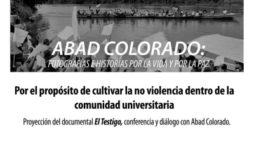 Jesús Abad Colorado en Univalle