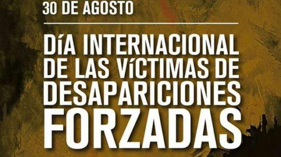 """Instituciones Educativas del Valle conmemoran """"Día Internacional de los Desaparecidos"""""""