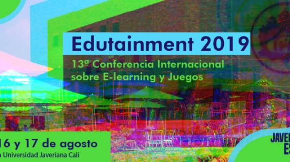 Javeriana Cali, sede del Edutainment 2019