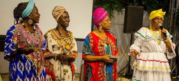 Culto a la memoria del Pacífico en el Petronio Álvarez
