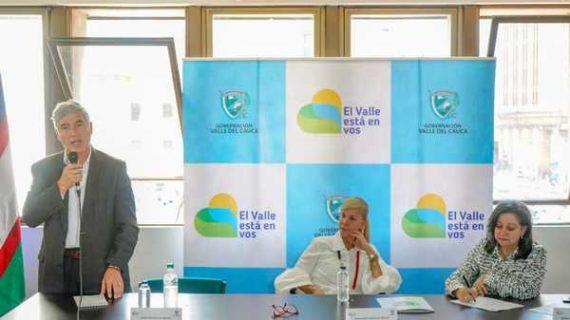 Ministerio de Salud hace reconocimiento al trabajo de la Gobernación del Valle