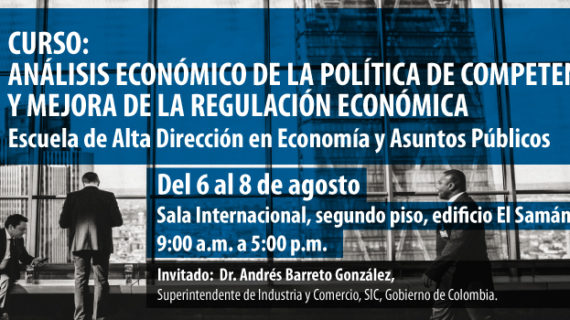 Superintendente de Industria y Comercio de Colombia estará en la Javeriana Cali