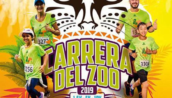 Es hora de correr la Carrera del Zoo