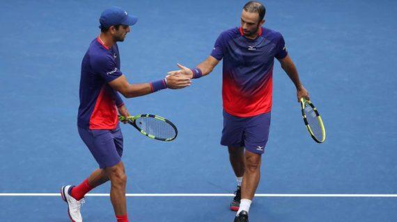 Juan Sebastián Cabal y Robert Farah son finalistas del US Open