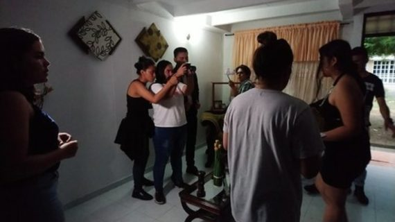 En vivo Valle', un corto de película organizado por Secretaría de Cultura departamental
