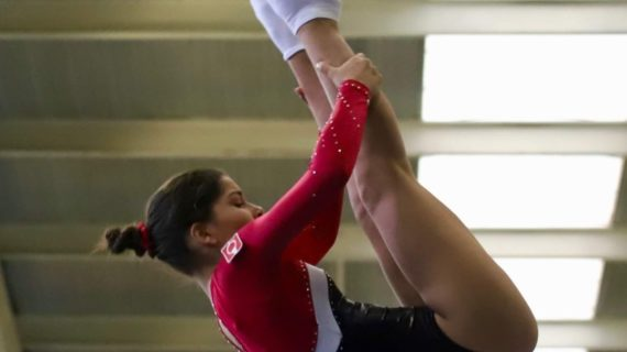 La caleña Nicole Castellanos López compite por una beca deportiva de $25´000.000