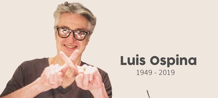Luis Ospina en la voz de sus amigos