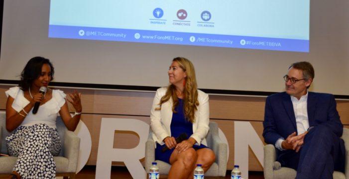 Foro MET: un evento de mujeres que construyen país