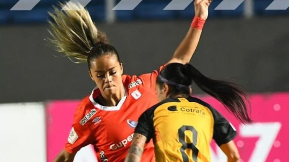 América derrotó 2-0 al DIM y avanza con paso firme en la final de la Liga Femenina