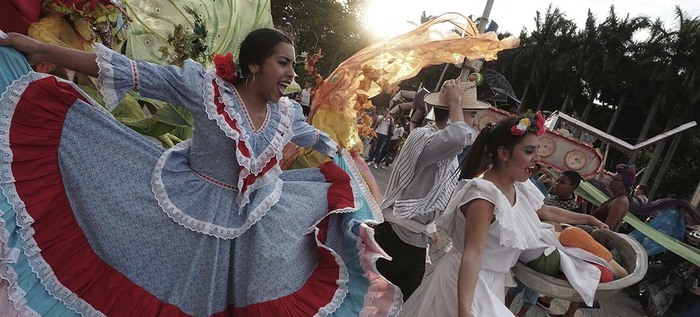 XVII Festival IPC Danza Con Colombia