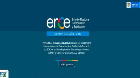 Icfes aplicará la segunda etapa del Estudio ERCE 2019 a colegios de calendario A en Colombia