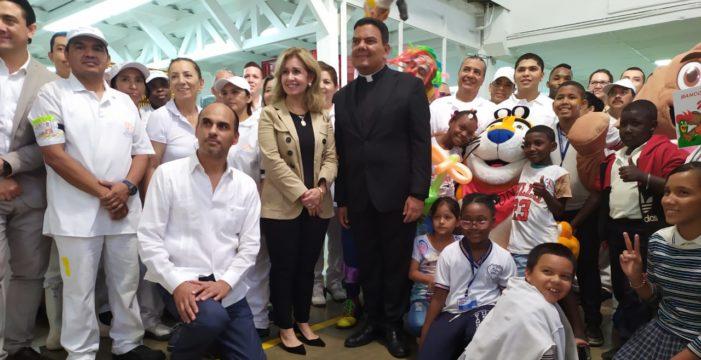 Kellog's aporta ciento dos millones de pesos a Abaco.