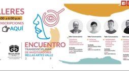 'Encuentro Transdisciplinar de Investigadores Cali 2019'