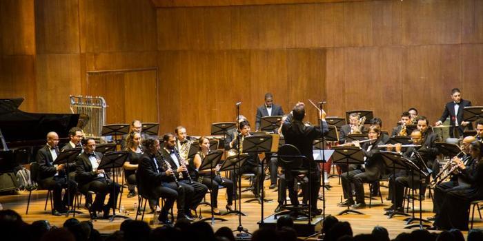 Bellas Artes presenta a la Banda Departamental en concierto de Gala