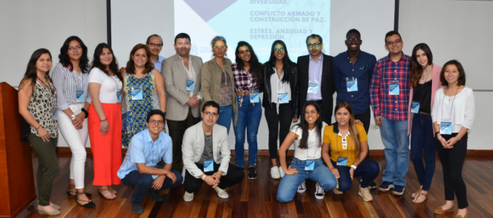 Curso Internacional en Salud Mental Comunitaria en la Javeriana