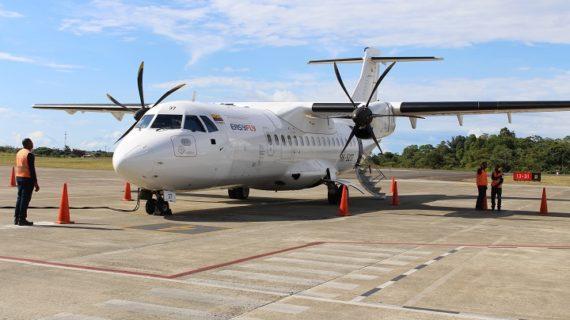 A partir de hoy, Easyfly opera la ruta Cali-Pasto-Cali