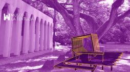 La memoria y el arte se siguen tomando los jardines del Museo La Tertulia