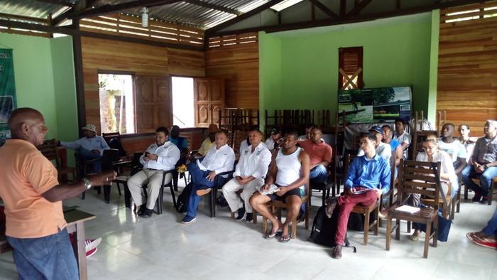 Inician obras de acueducto para centros poblados de San Cipriano y Santa Elena