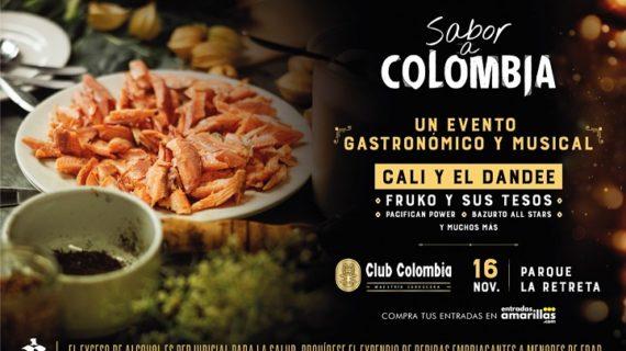 "Llega a Cali ""Sabor a Colombia"""