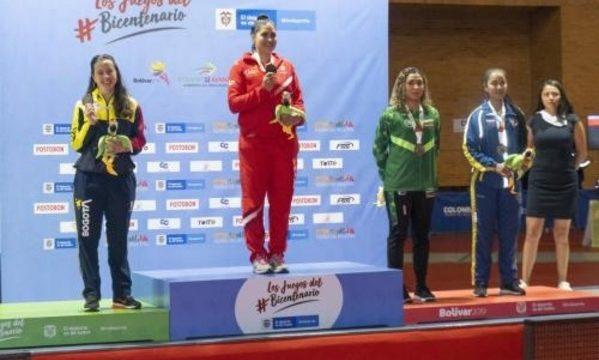 Valle sube en el medallero y lidera los XXI Juegos Nacionales