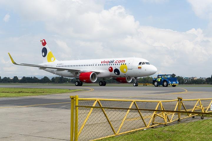 Viva Air lanzó su nueva ruta Cali–Barranquilla