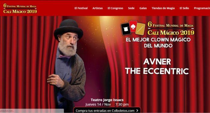 Festival Cali Mágico trae a los mejores ilusionistas del mundo