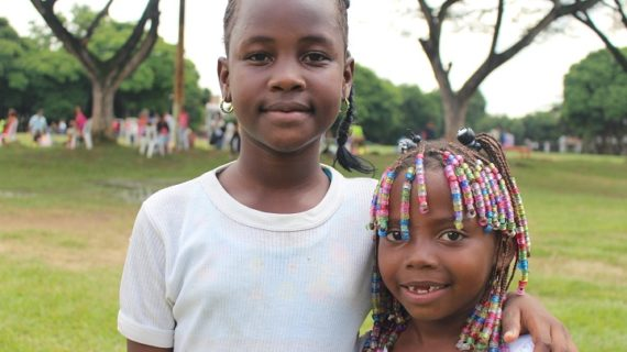 300 niños caleños celebraron la Semana de la Primera Infancia