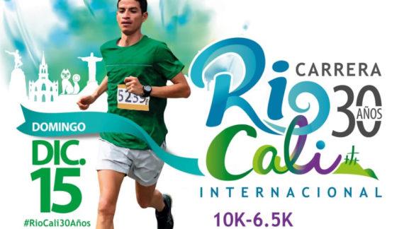 Juancho Correlón cierra el calendario 2019 con la Carrera Internacional Río Cali