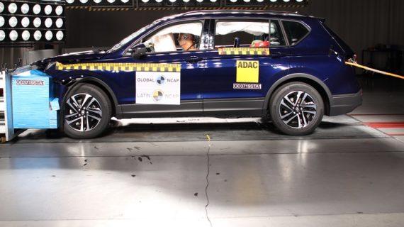 En Colombia, el 32% de los carros más vendidos cumplen con estándares mínimos de seguridad