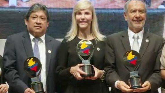 Alcalde de Palmira, galardonado como el mejor del país en su categoría